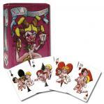 XXX Cartoon Playing Cards – mängukaardid